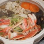 [かに料理レシピ] カニ鍋