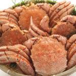 毛ガニの食べ方(さばき方・ゆで方)