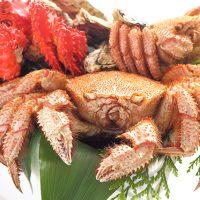 蟹(生カニ・茹でカニ・冷凍カニ)の保存方法と保存期間