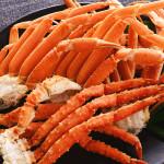 2015/11/10【北国からの贈り物】タラバもズワイも!カニ食べ放題セット2kg!